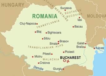 ثبت شرکت در اروپا:ثبت شرکت دررومانی