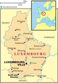 ثبت شرکت در اروپا:ثبت شرکت درلوکزامبورگ