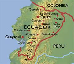 ثبت شرکت در آمریکا :ثبت شرکت دراکوادور