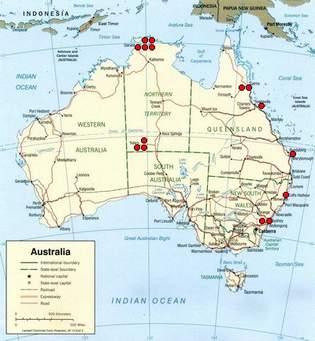 ثبت شرکت دراسترالیا