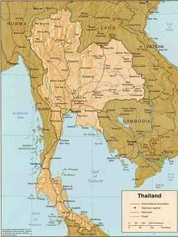 ثبت شرکت در آسیا:ثبت شرکت در تایلند